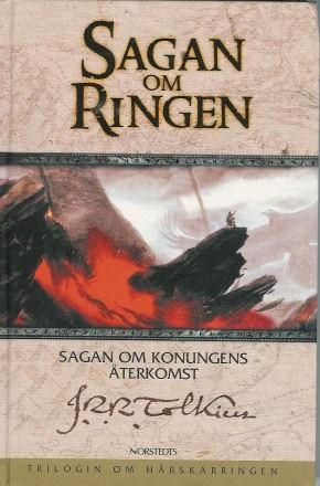 Okładka książki Sagan om Konungens återkomst