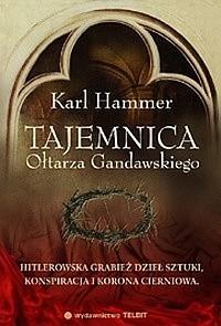 Okładka książki Tajemnica Ołtarza Gandawskiego