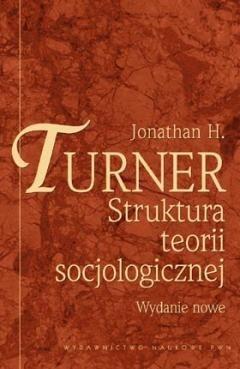 Okładka książki Struktura teorii socjologicznej
