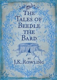 Okładka książki The Tales of Beedle the Bard