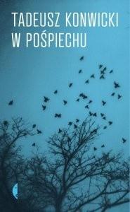 Okładka książki W pośpiechu