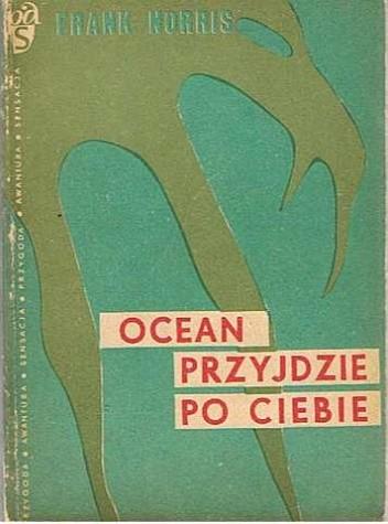 Okładka książki Ocean przyjdzie po ciebie