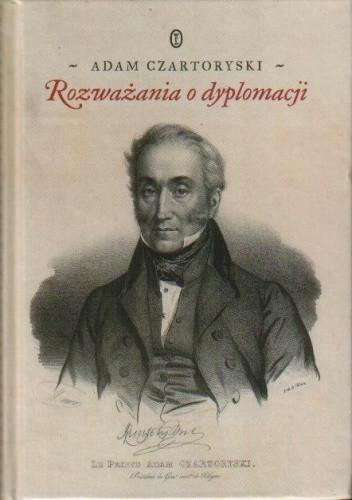 Okładka książki Rozważania o dyplomacji