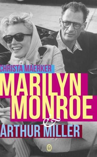 Okładka książki Marilyn Monroe i Arthur Miller