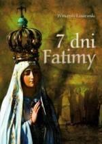 Okładka książki 7 dni Fatimy