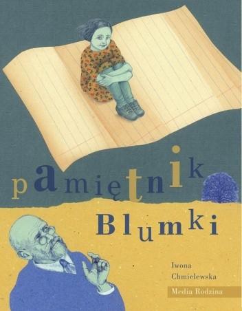 Okładka książki Pamiętnik Blumki