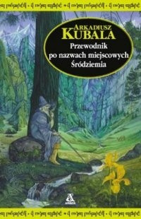 Okładka książki Przewodnik po nazwach miejscowych Śródziemia