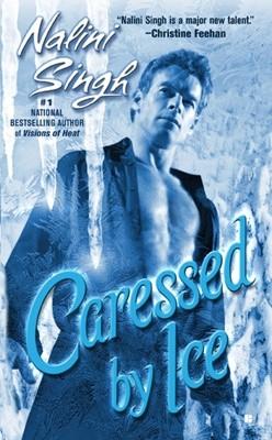 Okładka książki Caressed By Ice