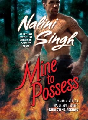 Okładka książki Mine to Possess