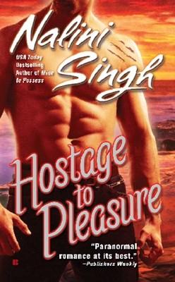 Okładka książki Hostage to Pleasure
