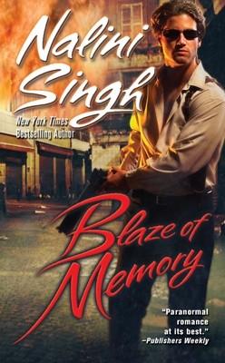 Okładka książki Blaze of Memory
