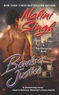 Okładka książki Bonds of Justice
