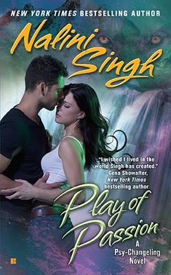 Okładka książki Play of Passion