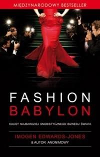Okładka książki Fashion Babylon