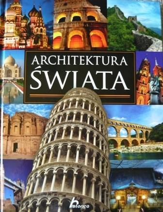 Okładka książki Architektura świata