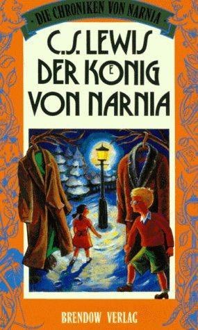 Okładka książki Der König von Narnia
