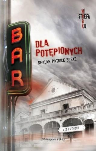 Okładka książki Bar dla potępionych