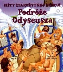 Okładka książki Podróże Odyseusza