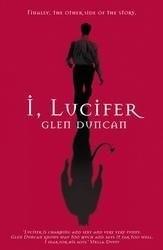 Okładka książki I, Lucifer