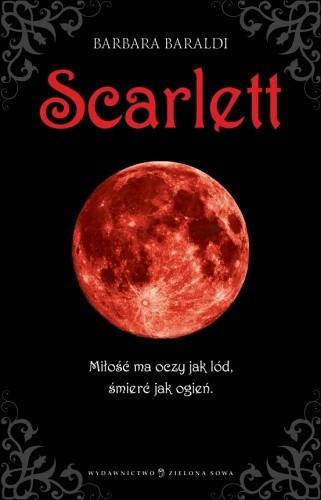 Okładka książki Scarlett