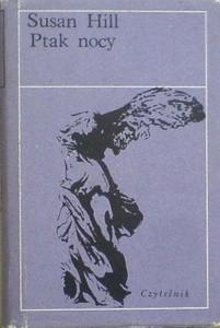 Okładka książki Ptak Nocy