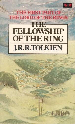 Okładka książki Fellowship of the Ring, The