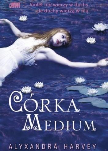 Okładka książki Córka medium