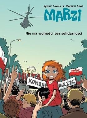 Okładka książki Nie ma wolności bez solidarności