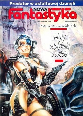 Okładka książki Nowa Fantastyka 109 (10/1991)