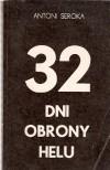 Okładka książki 32 dni obrony Helu