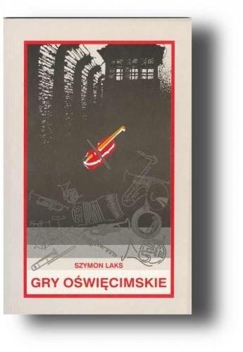 Okładka książki Gry oświęcimskie