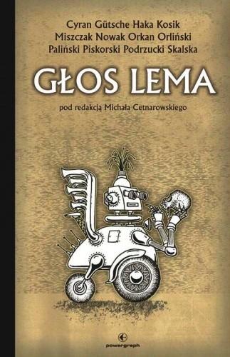 Okładka książki Głos Lema