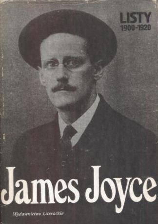 Okładka książki Listy 1900-1920