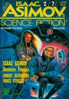 Isaac Asimov's science fiction - Lipiec 1992 numer 2/7/