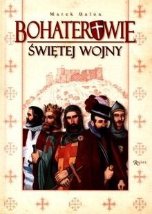 Okładka książki Bohaterowie świętej wojny