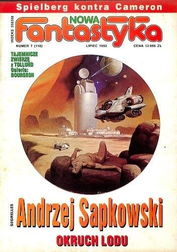 Okładka książki Nowa Fantastyka 118 (7/1992)