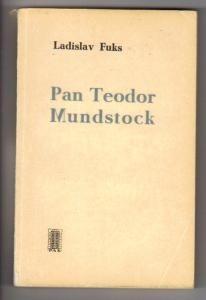Okładka książki Pan Teodor Mundstock