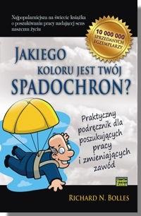 Okładka książki Jakiego koloru jest twój spadochron?