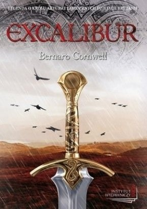Okładka książki Excalibur