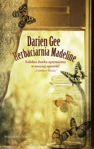 Okładka książki Herbaciarnia Madeline