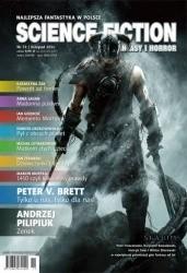 Okładka książki Science Fiction, Fantasy & Horror 73 (11/2011)