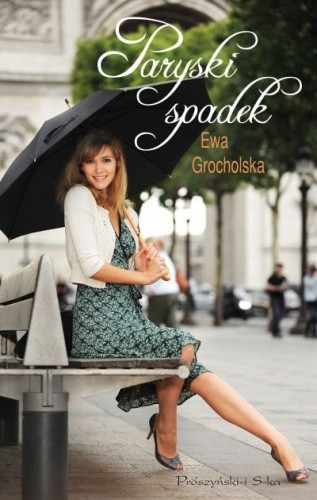 Okładka książki Paryski spadek