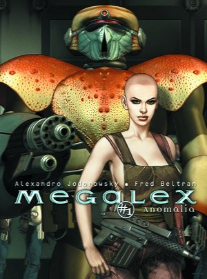 Okładka książki Megalex 1: Anomalia