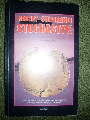 Okładka książki Stochastyk