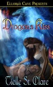 Okładka książki Dragon's Kiss