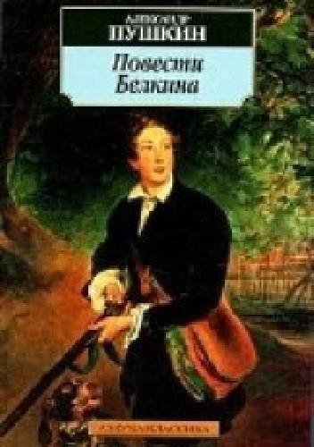 Okładka książki Opowieści świętej pamięci Iwana Piotrowicza Biełkina