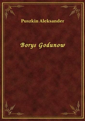 Okładka książki Borys Godunow