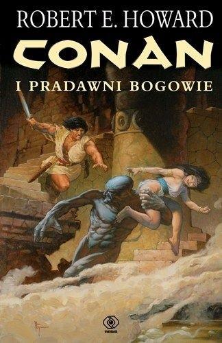 Okładka książki Conan i pradawni bogowie