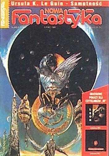 Okładka książki Nowa Fantastyka 154 (7/1995)