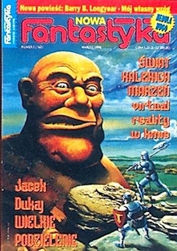 Okładka książki Nowa Fantastyka 162 (3/1996)